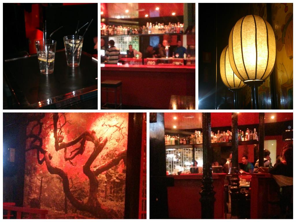 Una copa oriental madrid me - Decoracion de bares de copas ...